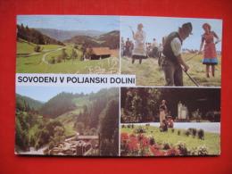 SAVODENJ V POLJANSKI DOLINI - Slovenia