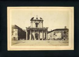 ITALIE - ROME - TEMPLE D´ANTONINE ET FAUSTINE - Luoghi