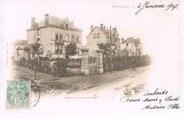 HOMECOURT . Quartier De La Grande Fin . - Homecourt