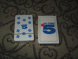 jeu de cartes de chaine disparue la 5