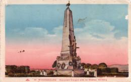 Cpa WISSEMBOURG, Monument Français Près De GEISBERG, (30.58) - Wissembourg