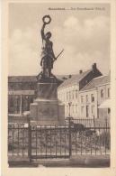 Herenthout       Het Standbeeld 1914- 1918 WOI                 Scan 5949 - Herenthout