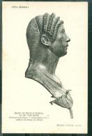 Pro Alésia - Buste De Gallo Romain Vu Du Côté Droit, Portrait En Bronze 1er Siècle Après J.C. époque De Néron - Dam96 - Sculptures