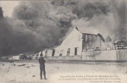 Hoboken    Indendie Des Tanks à Pétrole De Hoboken                             Scan 5955 - Herenthout