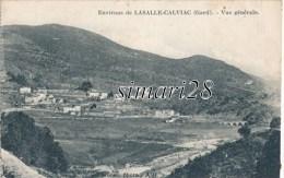 LASALLE CALVIAC ENVIRONS - VUE GENERALE - France
