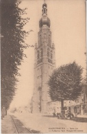Hoogstraten    Toren Van St Catharina Kerk   Hoogte 105 M                      Scan 5963 - Hoogstraten