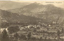 30/ Chamborigaud - Vue Générale - Du 28 12 1912 - - France