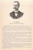 Prevet Sénateur De Seine Et Marne Meaux Figaro Petit Journal - Biografía