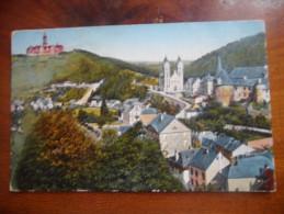 Clervaux Et L'Abbaye  Clervaux Und Abtei - Clervaux