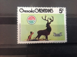 Grenada / Grenadines - Postfris Kerst 1980 - Grenada (1974-...)