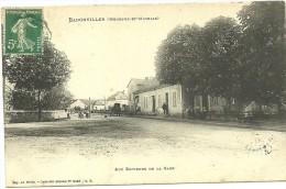 BADONVILLER, Aux Environs De La Gare - France