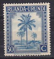 Ruanda Urundi  Cat. COB/OBP   Nr 131  (xx) - Ruanda-Urundi