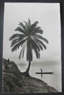 Photo-carte, Congo Belge, Fleuve Congo - Edit. Photo-Home Léopoldville N° 54, Circulée En 1955 - Zonder Classificatie