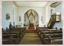 Pfarrkirche St. Christina - Ravensburg , Renov. 1975 - Kirchen U. Kathedralen