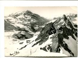CP - VAL D ISERE (73) LE DEPART DE L ARETE DES LESSIERES - Val D'Isere