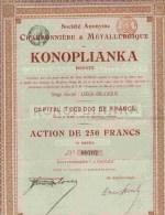 STE CHARBONNIERE & METALLURGIQUE KONOPLIANKA - Russia