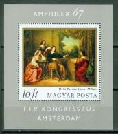 Hungary 1967 AMPHILEX 67 MNH** - Lot. A290 - Blocks & Sheetlets