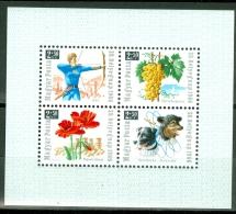 Hungary 1966 Stamp Day MNH** - Lot. A290 - Blocks & Sheetlets