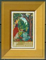 Hungary 1967 Hungarian Painters MNH** - Lot. A291 - Blocks & Sheetlets