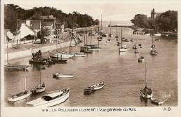44-LE POULIGUEN-VUE GENERALE DU PORT- - Le Pouliguen