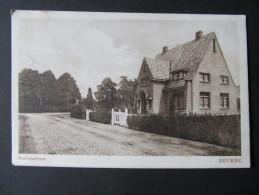 AK DEURNE Stationstraat Ca.1915  //  D*10585 - Deurne