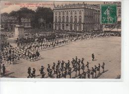 NANCY - Concours International De Gymnastique 22 Et 23 Juin 1913 - Très Bon état - Nancy