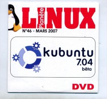 Cd Kubuntu Linux Theme Pingouin - CD