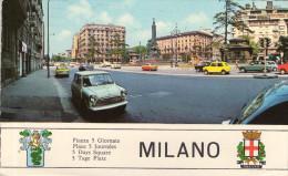 MILANO , Piazza 5 Giornate   * - Milano (Milan)