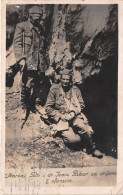 Carte Photo - YOUGOSLAVIE - Marsal TITO I Dr Yvan RIBAR Za Vrijeme 5e Ofanzive - Maréchal TITO Et Yvan RIBAR En 1943 - Jugoslavia
