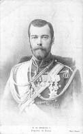 ¤¤  -  S.M. NICOLAS II  Empereur De RUSSIE      -  ¤¤ - Russie