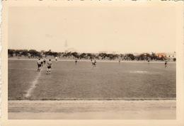 4 Photo D'un Match De Foot à Kitona Congo Afrique - Etiquettes