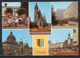 Leipzig/ Mehrbildkarte - N. Gel. - DDR - Bild Und Heimat   A1/2703/82  01 12 0237 - Leipzig