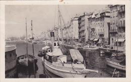 22184 Toulon Sur Mer -vue D'ensemble Du Port -167 Yvon - Bateau Voilier Vapeur Bateau Peche 601TST - Toulon