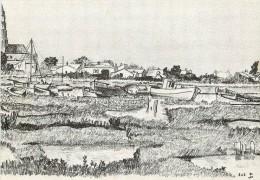 NOIMOUTIER      VUE GENERALE - Noirmoutier