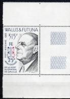 DE GAULLE - Wallis Et Futuna N° PA190** - Luftpost