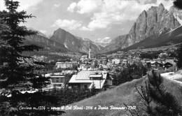 Cortina. Verso Il Col Rosà E Punta Fiammes - Italia