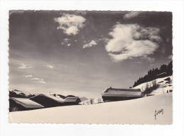 22196 Morzine, Paysage D'hivers - Ed Art Yvon - Morzine