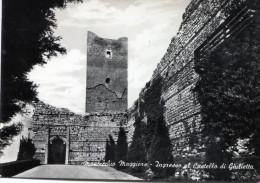 Montecchio Maggiore. Ingresso Al Castello Di Giulietta - Italia