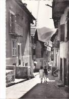 22198 Suisse Nicoise -St Martin Vesubie _saint -vieille Rue -CR?-72 Coll Tordo Tabacs -nouveautés Lainages - Saint-Martin-Vésubie