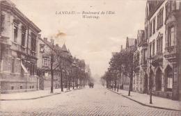 22199 Landau, Boulevard De L'Est, Westring -sans éditeur -Ecke Ostbahnhofstrasse