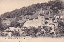 22200 Conflans, Chateau Manuel -LL 36 - France