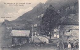 22205 Fréterive - Environs De Saint-Pierre-d'Albigny -378 Blanc