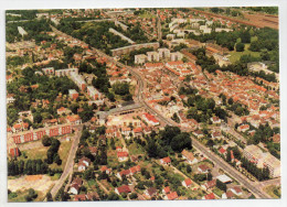 Verneuil-sur-Seine, Le Village, Vu Du Ciel, 1998, Photo Sharis, éd. Anolphie - Verneuil Sur Seine