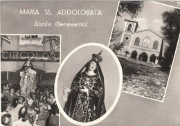 AIROLA (Benevento)  - F/G   B/N Lucido .- Casa Sacro Cuore  (70110) - Other Cities