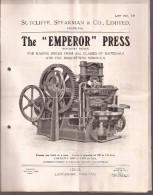Documento Con Gráficos, Emperor Press - España