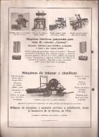 Documento Con Gráficos, Máquinas De Triturar Y Clasificar - España