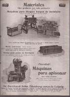 Documento Con Gráficos, Materiales - España