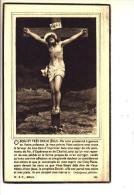 Germanique D' HONDT Congrégation Frères De Charité Bruges 1869 Dave Asile Saint Martin 1943 (prêtre- Priester) - Devotion Images