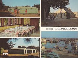 22214 Plobannalec Colonie Kerandraont Colonie SNCF - - Plobannalec-Lesconil