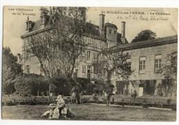 ST MICHEL En L´HERM  -   Le Château - Saint Michel En L'Herm